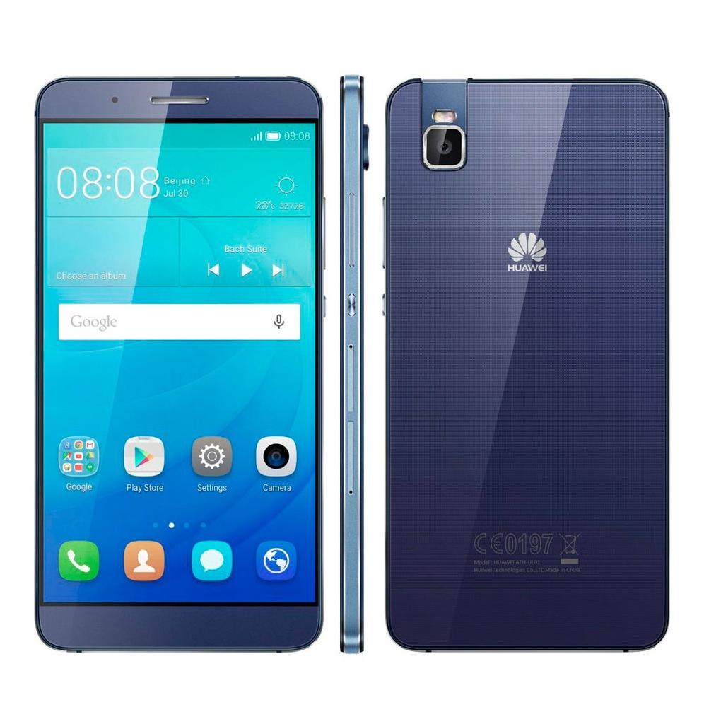 Huawei ShotX LTE 2/16GB Dual SIM FHD 24GW Blue