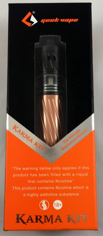 Geek Vape Karma Kit 7145972311 Oficjalne Archiwum Allegro
