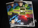 Ben 10: Alien Force - Vilgax Attacks gra gry Wii