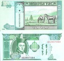 MONGOLIA BANKNOT 10 2002  (415AV)