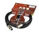 Klotz M1 kabel mikrofonowy XLR Canon MY206 3m