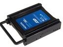 Szyny Ramka Sanki dwa 2x HDD SSD 2.5 cala do 3.5 3