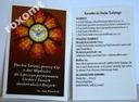 Obrazek Duch Św. + Koronka do Ducha Św. charyzmaty