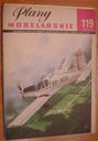 PM nr 119 samolot ZLIN-42 M