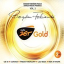 ZET GOLD vol.2 Queen Roxette OMD Sandra Europe 2CD