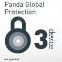 Panda Global Protection 2017 3 PC 1 ROK FV MULTI