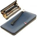 Portfel portmonetka saszetka GALO 363 niebieski