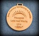 Medal Medale Wyróżnienia z Grawerem Niepowtarzalne