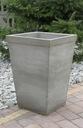 Ciężkie donice betonowe, kwietnik