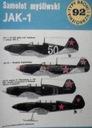 TBiU 92 SAMOLOT JAK-1