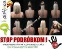 50cm CLIP IN on Naturalne Włosy 7sz dopinki GĘSTE