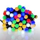 Lampki choinkowe LED wewnętrzne kulki mleczne 100 Zasilanie sieciowe