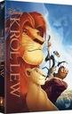 KRÓL LEW część 1 DVD Bajka DISNEY Dubbing PL wy24h Rodzaj opakowania DVD-box