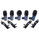 Audio-Technica MB/Dk5 Mikrofony do perkusji zestaw