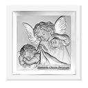 серебро картина ангел, СУВЕНИР КРЕЩЕНИЯ СВЯТОГО