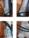 Naklejki ochronne na rower FOLIA OCHRONNA duże