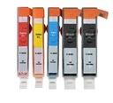 5x do HP 655 XL DeskJet Ink Advantage 3525 5525