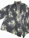 boohoo narzutka leciutka kwiaty r.14/42 Kolor biały niebieski szary, srebrny żółty, złoty inny kolor