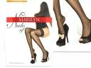 Pończochy Nudo NF *3/4 Marilyn bez palców open toe