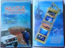 Kaseta VHS - MASTER Travel Services