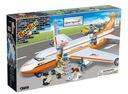 BanBao 8281 - Samolot cargo 660 el. Płeć Chłopcy Dziewczynki
