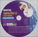 BenQ DVD+R LightScribe 1szt.