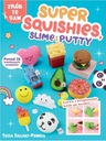 Super Squishes Slime i Putty, Tessa Sillars-Powell ISBN 9788364853289