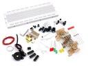 EDW A09 Praktyczny kurs elektroniki - zestaw elem.