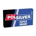 Żyletki do golenia POLSILVER SUPER IRIDIUM 50 szt Marka Polsilver