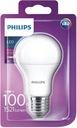 Лампа LED E27 13W 100W 1521lm Philips A60 827