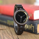 Drewniany zegarek BOBO BIRD P16-1 Damski Bobobird Rodzaj analogowe