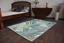 Dywan SISAL 80x150 DŻUNGLA JUNGLE LIŚCIE zie #B635 Szerokość 80 cm