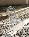 Krzesło z plastiku( poliwęglan) Belle Epoque