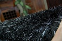 GRUBY DYWAN SHAGGY NARIN 160x220 blackmelon #GR380 Szerokość 160 cm