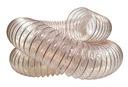 Przewód wąż odciąg trocin 125x10m POLIURETAN spiro