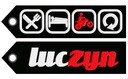LUCZYN BRELOK MOTO EAT SLEEP ŁUTUTUTU REPEAT BLACK