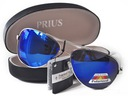 OKULARY MĘSKIE POLARYZACYJNE PRIUS PILOTKI FLEKS Typ ochrony filtr UV-400 kat. 3