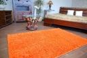 DYWAN SHAGGY 40x90 orange 5cm gładki jednolity Materiał wykonania polipropylen