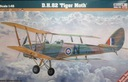 Модель - D. H. 82 Tiger Moth 1/48 MISTERCRAFT nowść доставка товаров из Польши и Allegro на русском