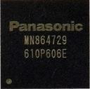 Układ Panasonic IC MN864729 HDMI PS4 SERWIS KONSOL