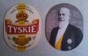 Podstawka z piwa - TYSKIE - rarytas