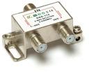 Rozdzielacz Switch SAT DVB-T na 2 TV 5-2400MHz DC