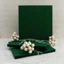 Bazy do kartek kwadrat 13,5 cm 5 szt. c. zielone