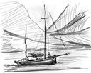 Szpiczasty Ląd czyli żaglówką po wodach Arktyki Kondycja bez śladów używania