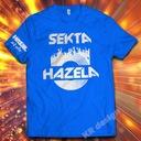 imprezowa Koszulka SEKTA HAZELA - HIT na PREZENT Wzór dominujący inny wzór