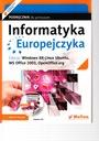 Informatyka Europejczyka Podręcznik 1-3 GIM HELION
