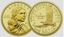 Indianka 2003 - Native American Sacagawea Dollar