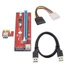 Taśma Riser USB3.0 PCI-E PCI 1x-16x SATA 007C
