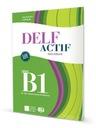 DELF Actif Tous Publics - B1 + 2 CD audio