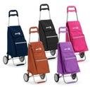 Torba na kółkach wózek na zakupy Gimi Argo solidna